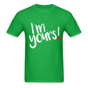 i'm yours! - Men's T-Shirt