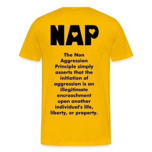 NAP - Men's Premium T-Shirt