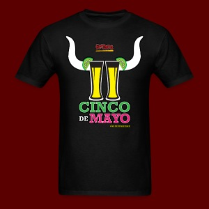 Cinco De Mayo Men's T-Shirt - Men's T-Shirt