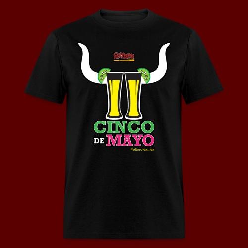 Cinco De Mayo Men's T-Shirt - Men's T-Shirt