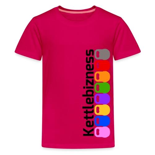 Katie's Tee by Kettlebizness - Kids' Premium T-Shirt