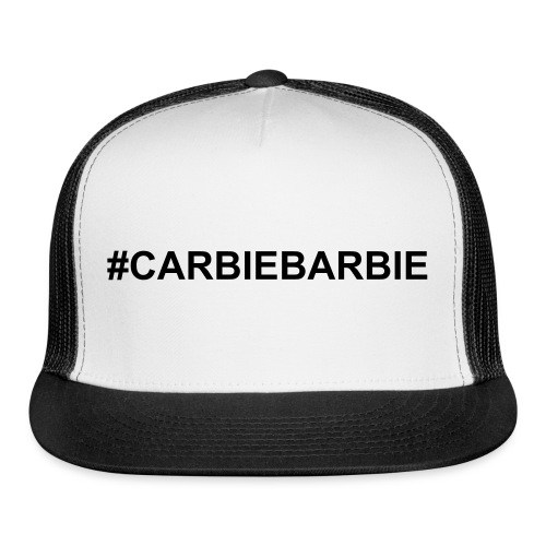 #CARBIEBARBIE - Trucker Cap