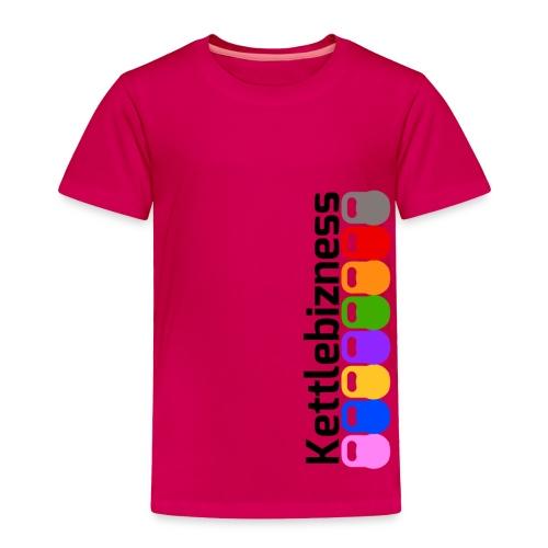 Katie's Tee by Kettlebizness - Toddler Premium T-Shirt