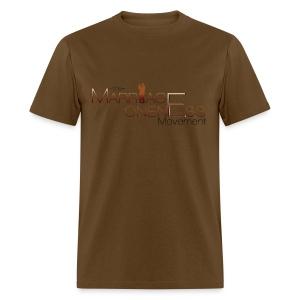 The Marriage Oneness Movement T-shirt - Men's T-Shirt