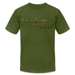 The Marriage Oneness Movement T-shirt - Men's Fine Jersey T-Shirt