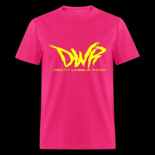 DWR  YELLOW LOGO T-SHIRT - Men's T-Shirt