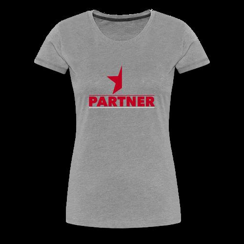Half-Star Partner - Women's Premium T-Shirt