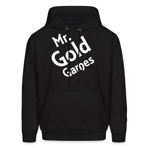 Mr.GoldGames Hoodie - Men - Men's Hoodie
