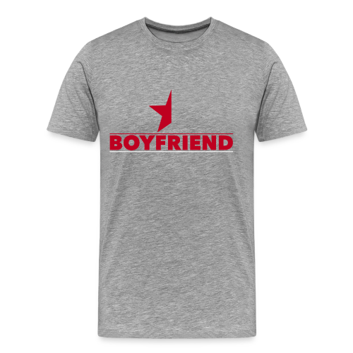 Half-Star Boyfriend - Men's Premium T-Shirt