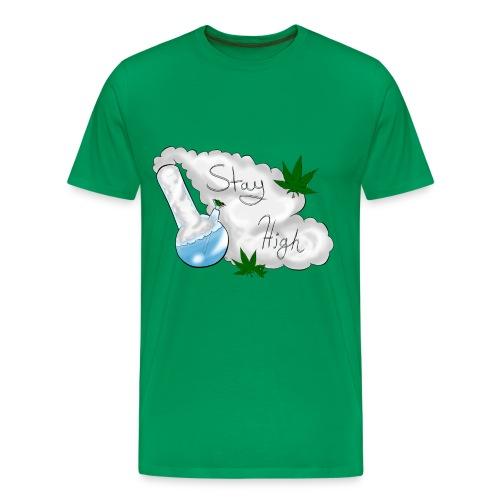 Stay High tee - Men's Premium T-Shirt