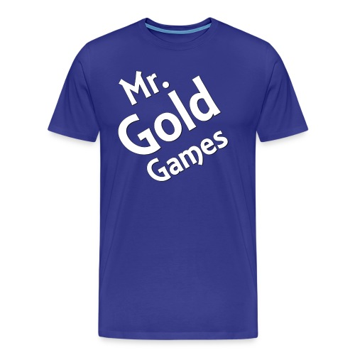 Mr.GoldGames Premium T-Shirt - Men - Men's Premium T-Shirt