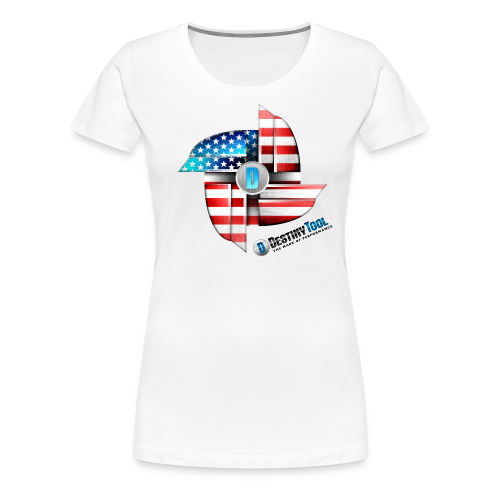 Destiny Tool Women's T - Women's Premium T-Shirt