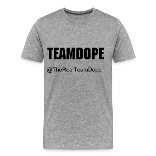Team Dope t-Shirt - Men's Premium T-Shirt