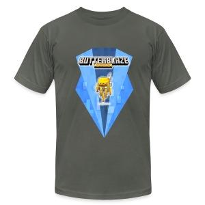 ButterBlaze Men's T-Shirt - Men's Fine Jersey T-Shirt