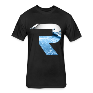 Reserve Splash Tee! - Fitted Cotton/Poly T-Shirt by Next Level