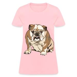 English Bulldog - Women's T-Shirt