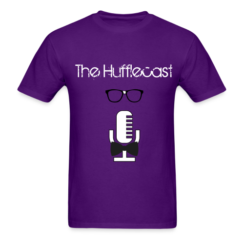 The Hufflecast T-Shirt - Men's T-Shirt