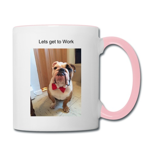 Motivational Coffee Mug - Contrast Coffee Mug