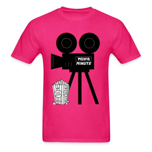 Movie Minute T-Shirt - Men's T-Shirt