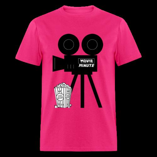 Movie Minute T-Shirt - Men's T-Shirt