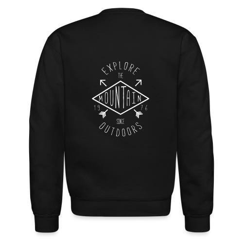 Mountain - Crewneck Sweatshirt