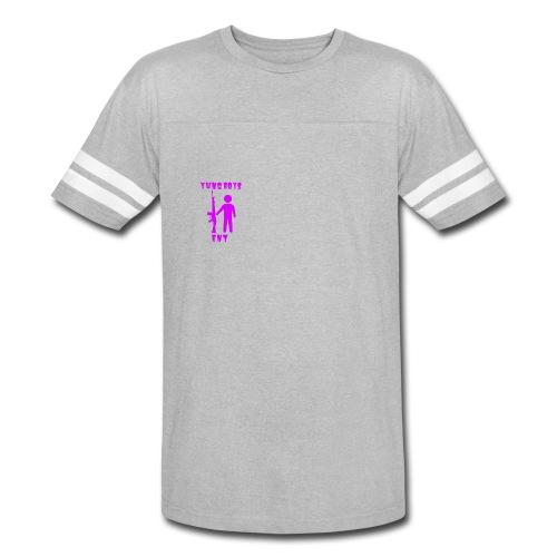 Yung Boys ENT - Vintage Sport T-Shirt