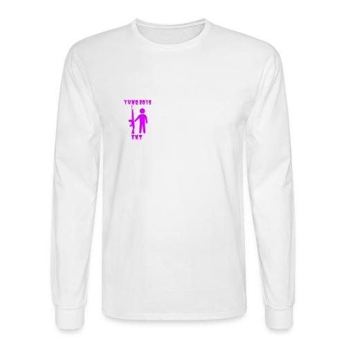 Yung Boys ENT - Men's Long Sleeve T-Shirt
