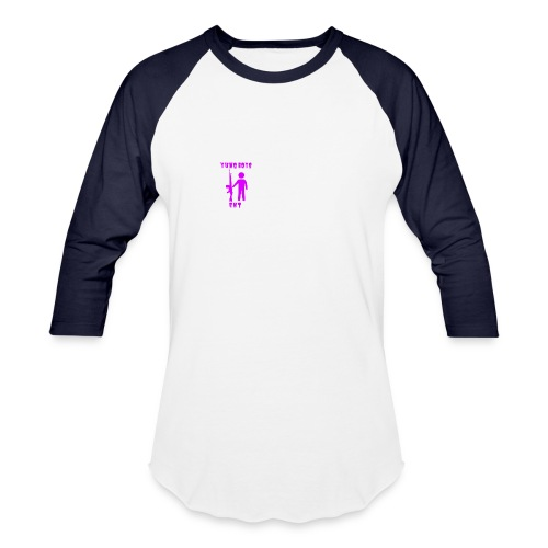Yung Boys ENT - Baseball T-Shirt