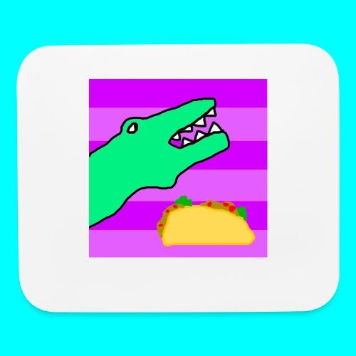 Tacosaurus Mousepad - Mouse pad Horizontal