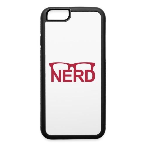 NERD IPHONE CASE - iPhone 6/6s Rubber Case