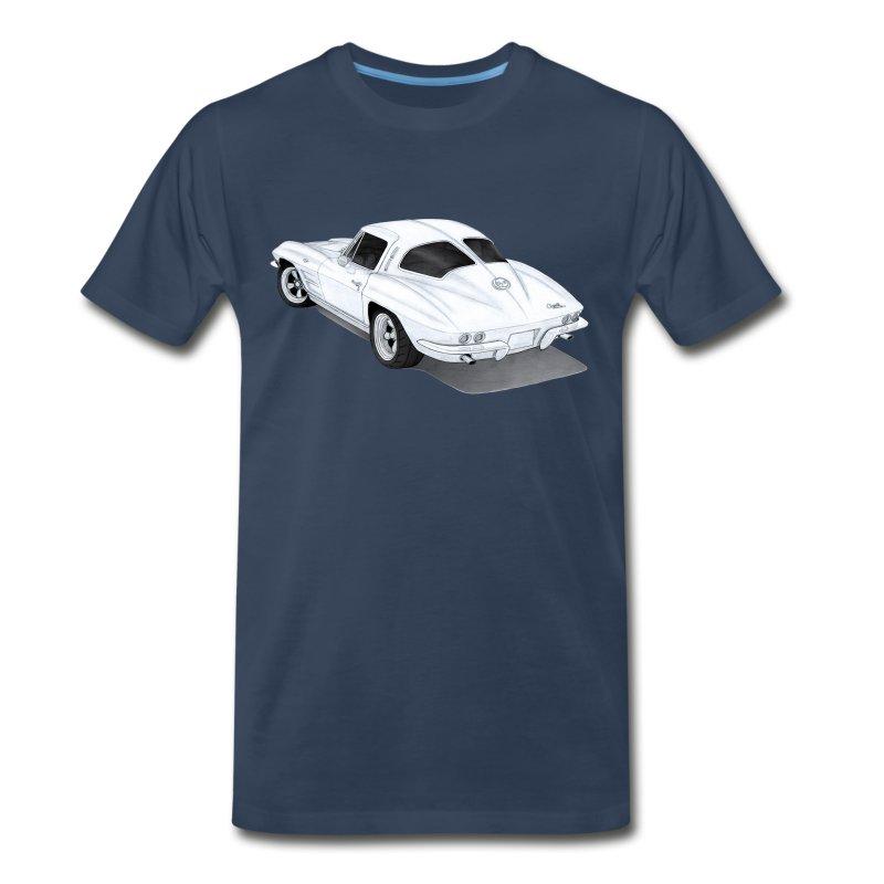1963 Corvette Stingray T Shirt Spreadshirt