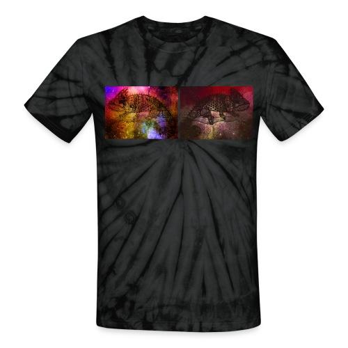 Chameleon - Unisex Tie Dye T-Shirt