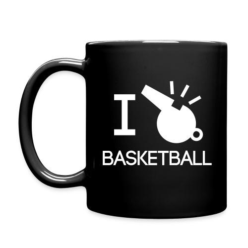I referee basketball - Full Color Mug