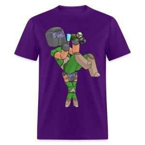 MINI X (MENS) - Men's T-Shirt
