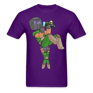 MINI X (MENS) - Men's T-Shirt