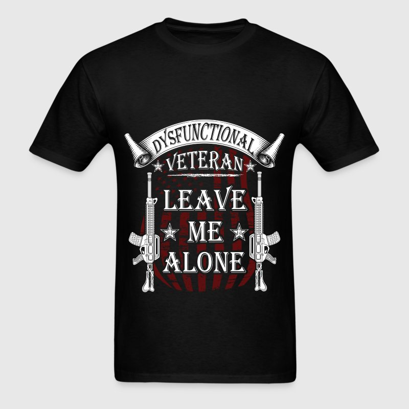 Veterans - Dysfunctional - Men's T-Shirt