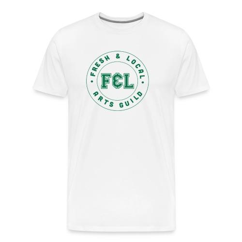 Fresh & Local - J.Nolan - Men's Premium T-Shirt