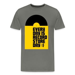 Every Day is RSD - Men's Premium T-Shirt