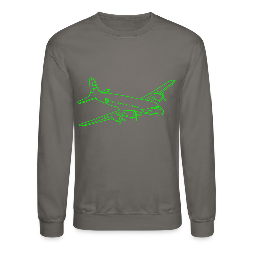 Airplane - Crewneck Sweatshirt