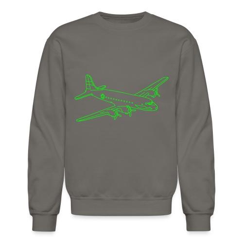Airplane - Crewneck Sweatshirt