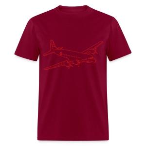 Airplane - Men's T-Shirt