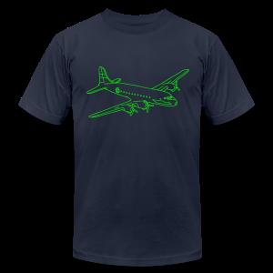 Airplane - Men's Fine Jersey T-Shirt