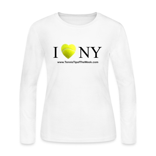 Ladies Long Sleeve sports T - Women's Long Sleeve Jersey T-Shirt