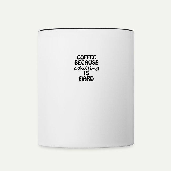 Coffee Adulting