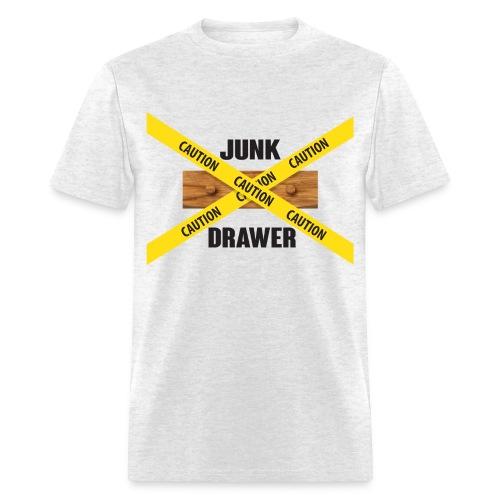 Junk Drawer Logo Men's T - Men's T-Shirt