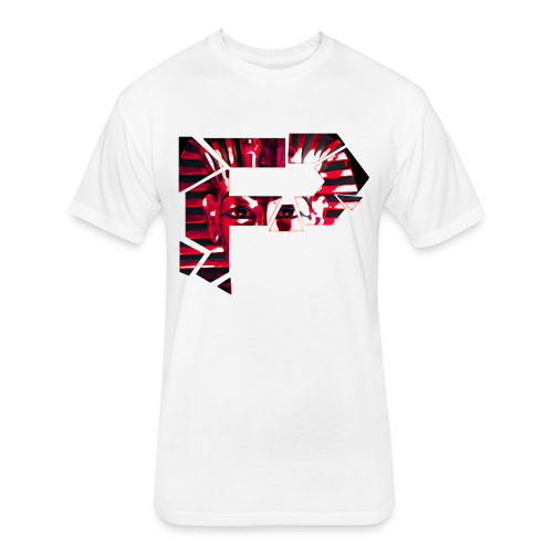 Sphinx Tee! - Fitted Cotton/Poly T-Shirt by Next Level