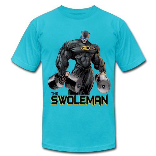 swoleman - Men's Fine Jersey T-Shirt