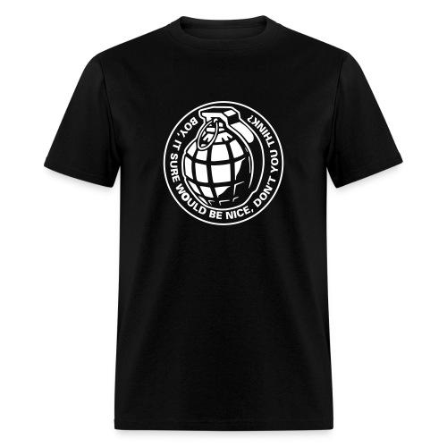 Grenade - Men's T-Shirt
