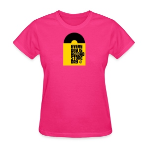 Every Day is RSD (W) - Women's T-Shirt