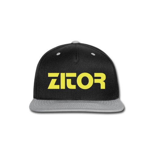 ZITOR Hat - Snap-back Baseball Cap